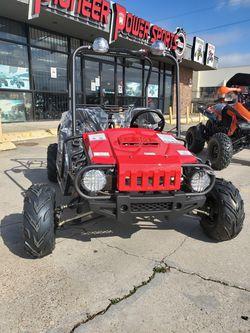 Jeep style gokart 125cc Thumbnail