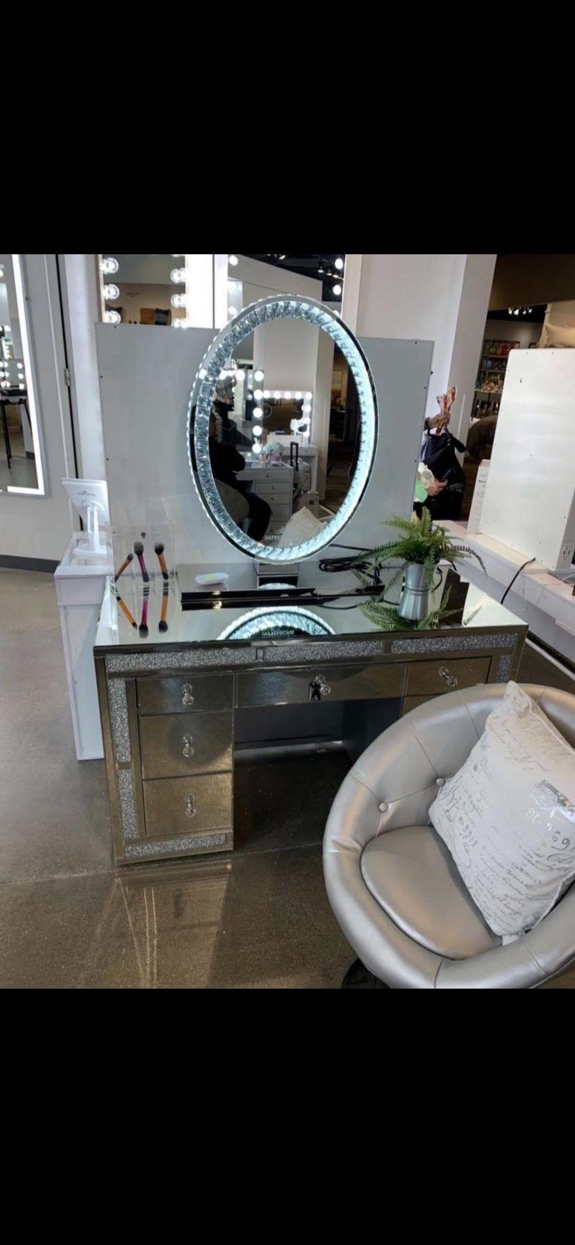 New Vanity + Mirror $29 Down
