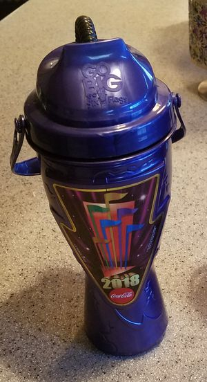 I have four Great America all you can drink Carrie cups good until December 31st 2018. Save yourself money. $10 each firm for Sale in Chicago, IL