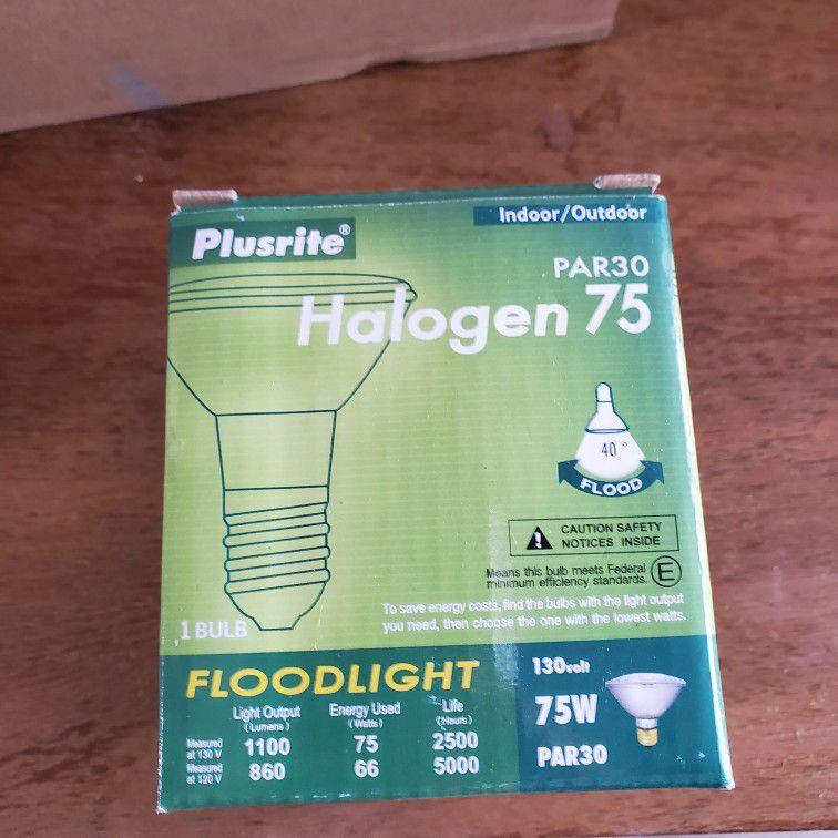 Pack Of 15 75 Watt Halogen Bulbs Brand NEW