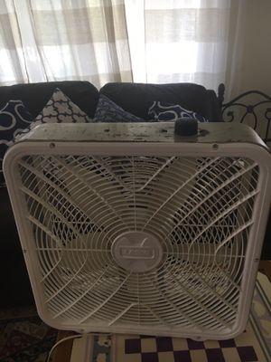 Window fan for Sale in Germantown, MD