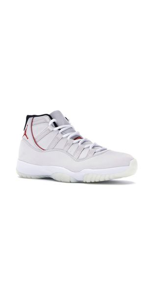Photo New Air Jordan Retro 11 Platinum Tint Size 11 220$