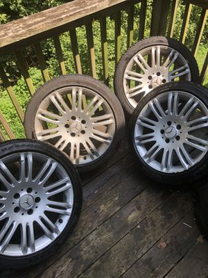 2003 Series Mercedes Benz Tires&Rims for Sale in Temple Hills, MD
