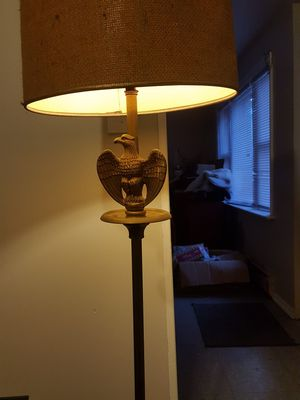 Antique floor lamp for Sale in Saylorsburg, PA