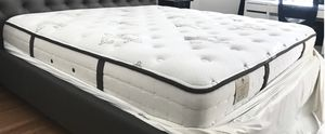 Photo MATTRESS ONLY - Stearns & Foster - King Size