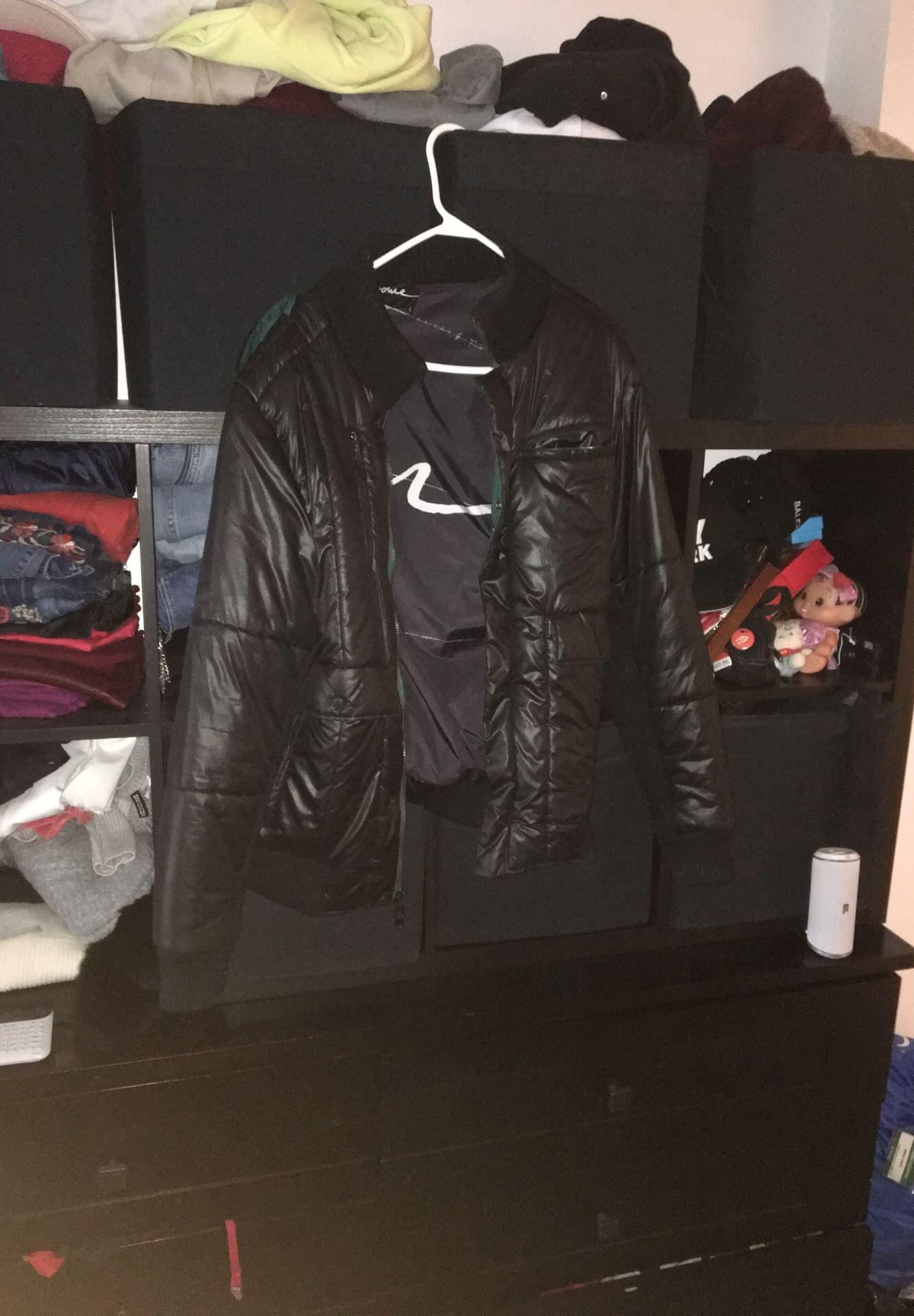 Bomber jacket L