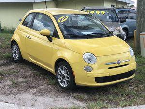 2012 fiat 500 [ 3 Months WARRANTY ] for Sale in Kissimmee, FL