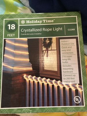 Rope light for Sale in Silver Spring, MD