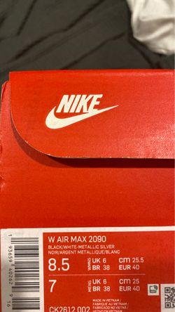 Air Max size 8.5 women Thumbnail