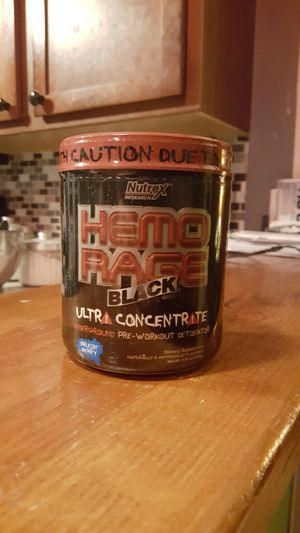 Pre workout supplement for Sale in Stuarts Draft, VA