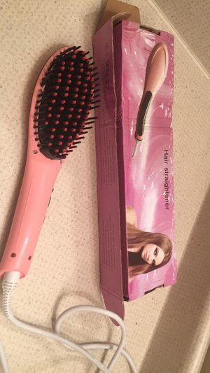 Hair Straightener for all hair types silky 4c kinky coily curly for Sale in Sudley Springs, VA