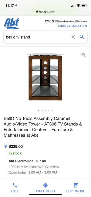 New And Used TV Stands For Sale In Waukegan IL OfferUp - Abt tv stands
