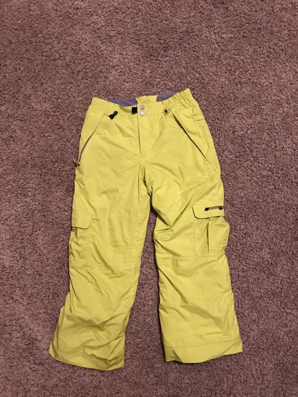 66038e808 Boys 686 Snow Pants Youth Large GROWING SEAMS! for Sale in ...