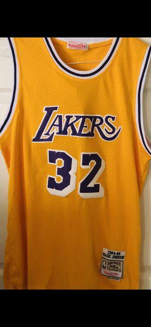 c2d79baa770 Magic Johnson Los Angeles Lakers Swingman Jersey(size L) for Sale in  Philadelphia