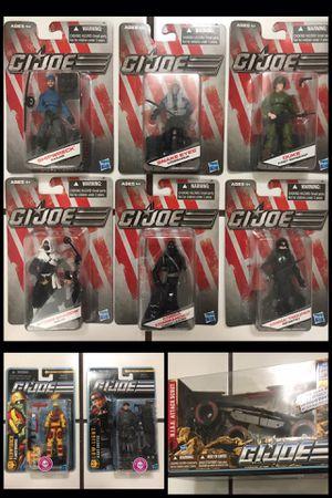 Gi Joe action figures for Sale in Tempe, AZ