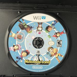 Nintendo Land for Wii U | Used for Sale in Westampton, NJ