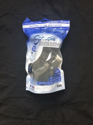 Portable scoop funnel powder dispenser for Sale in Germantown, MD