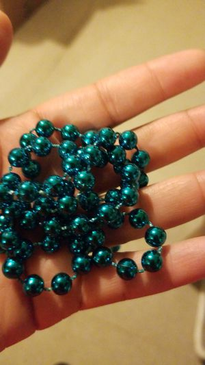 Marti gras beads for Sale in Silver Spring, MD