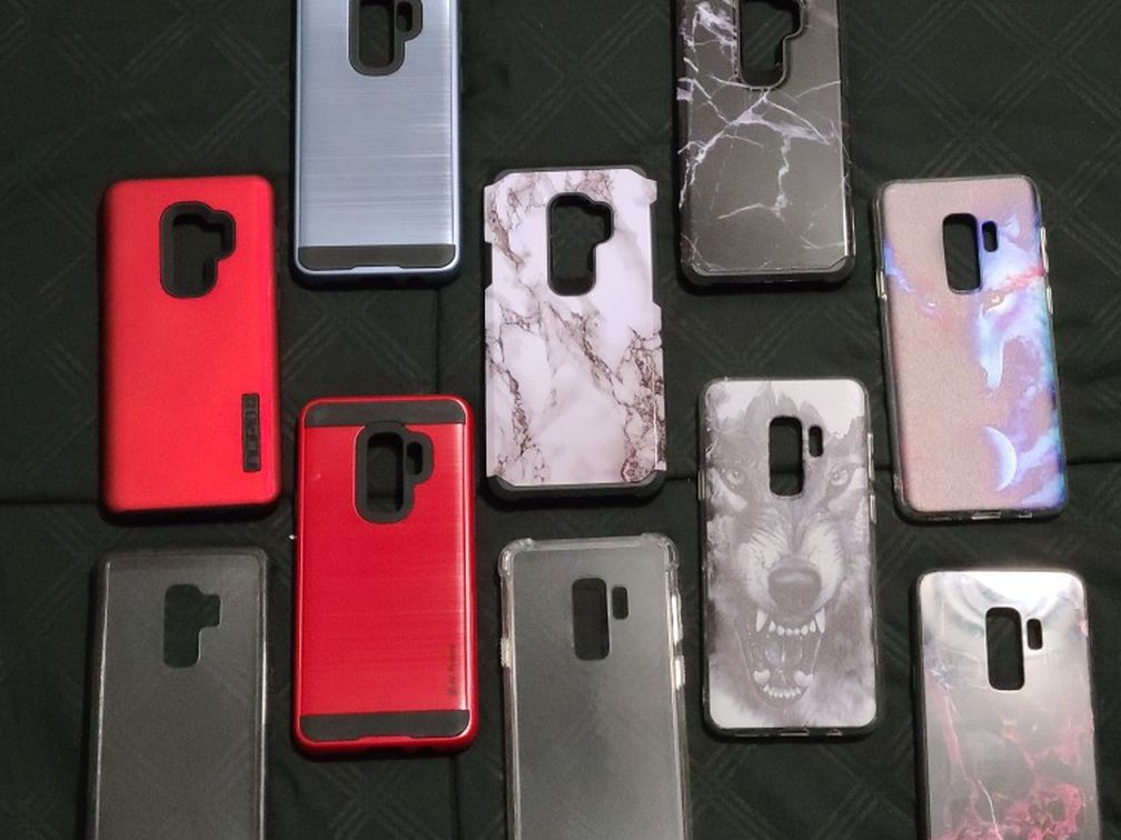 Samsung Galaxy S9+ Cases