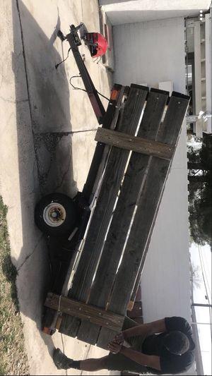 6 foot easy tilting trailer for Sale in Las Vegas, NV