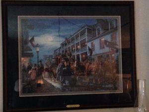 Christmas Moon by John Paul Strain for Sale in Manassas, VA