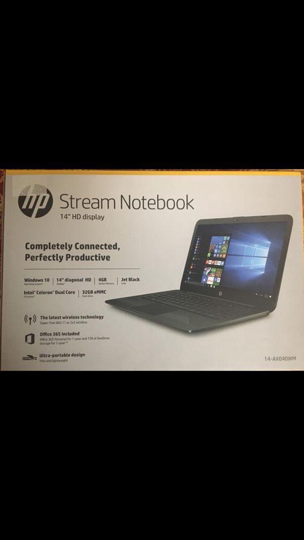 Brand New HP Stream 14