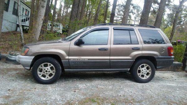 99 04 Jeep Grand Cherokee PARTS