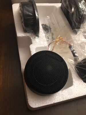 Alpine 6022GX Soft Dome Tweeters NOS for Sale in Cleveland, OH