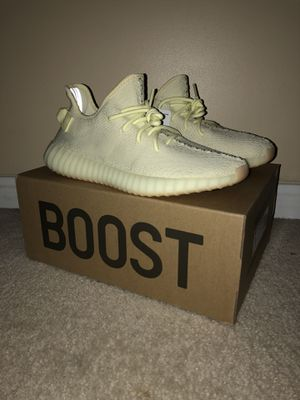 Adidas ZEEZY BOOST 350 V2 butter for Sale in Eureka, MO