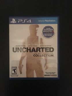 Uncharted 3 games in 1 disc Thumbnail