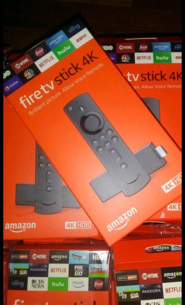Jailbroken Amazon Fire TV Stick 4K UHD No More Cable Bills FREE Hulu  Netflix Amazon Live TV Movies TV shows PPVs XXX UFC and Boxing!