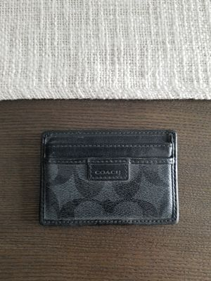 Photo Coach Mens Wallet