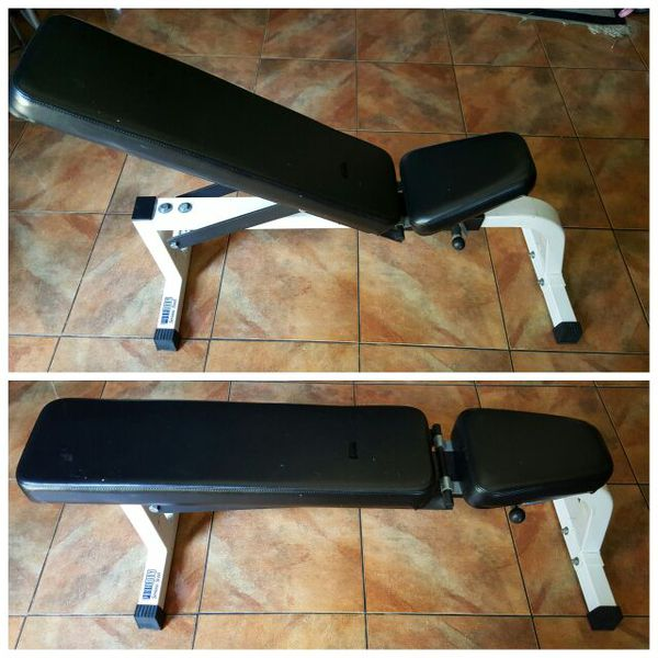 Parabody Serious Steel Bench For Sale In Phoenix Az Offerup