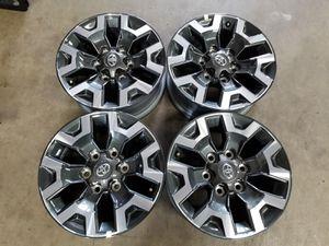 Photo 16 Toyota Tacoma TRD Rims Wheels Tundra T100 Sequoia 4Runner 6x5.5