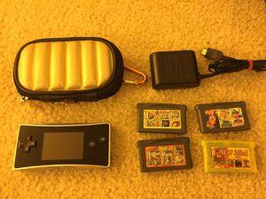 Nintendo gameboy micro for Sale in Alexandria, VA