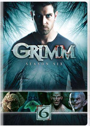 Grimm season 6 DVD for Sale in Houston, TX