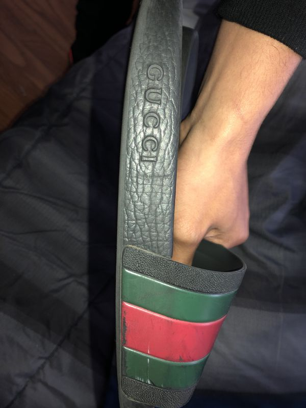 b7663b916081 Beat gucci slides for Sale in Seattle