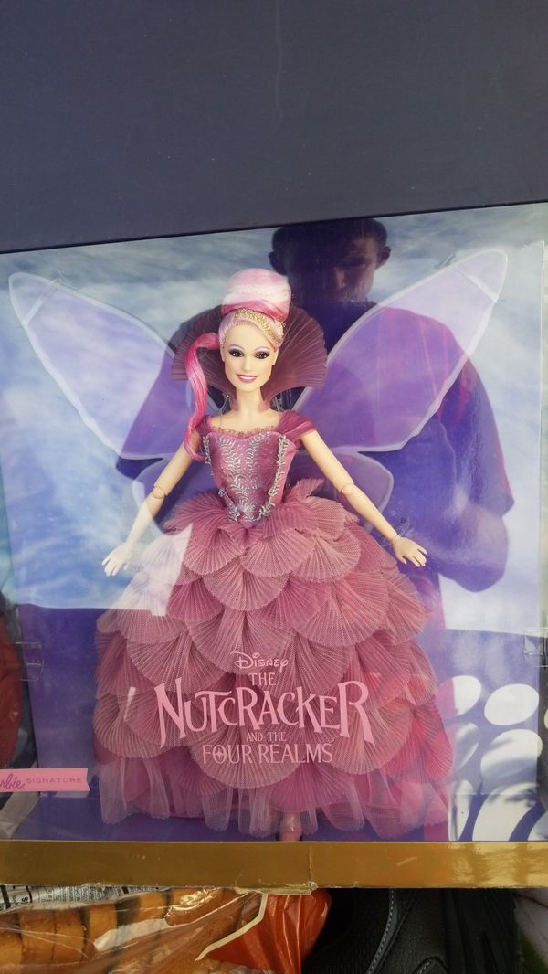Barbie Disney The Nutcracker And The Four Realms Limited Edition