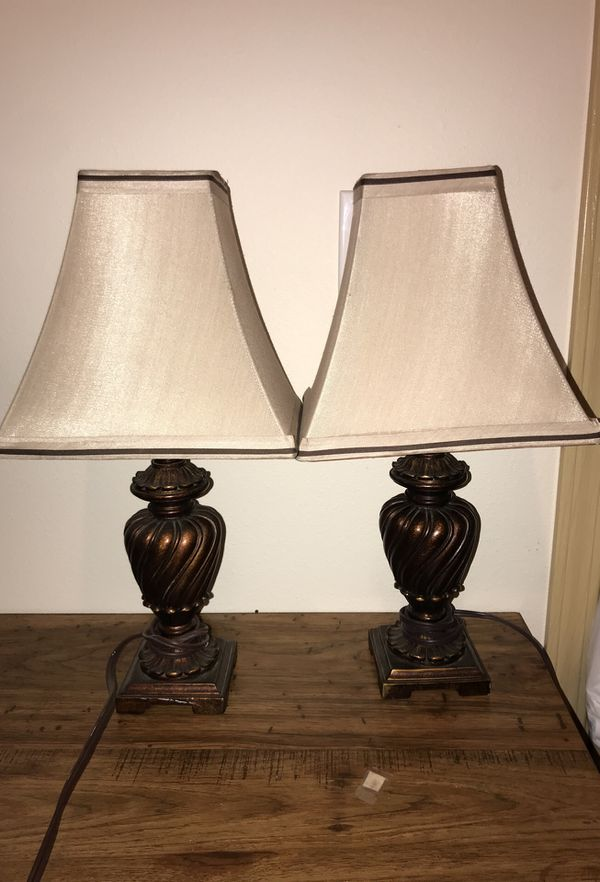 Table lamps for sale in yakima wa offerup aloadofball Image collections