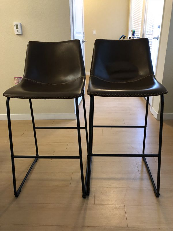 American Furniture Warehouse Bar Stools Rarely Used