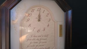 Wedding clock for Sale in New Canton, VA