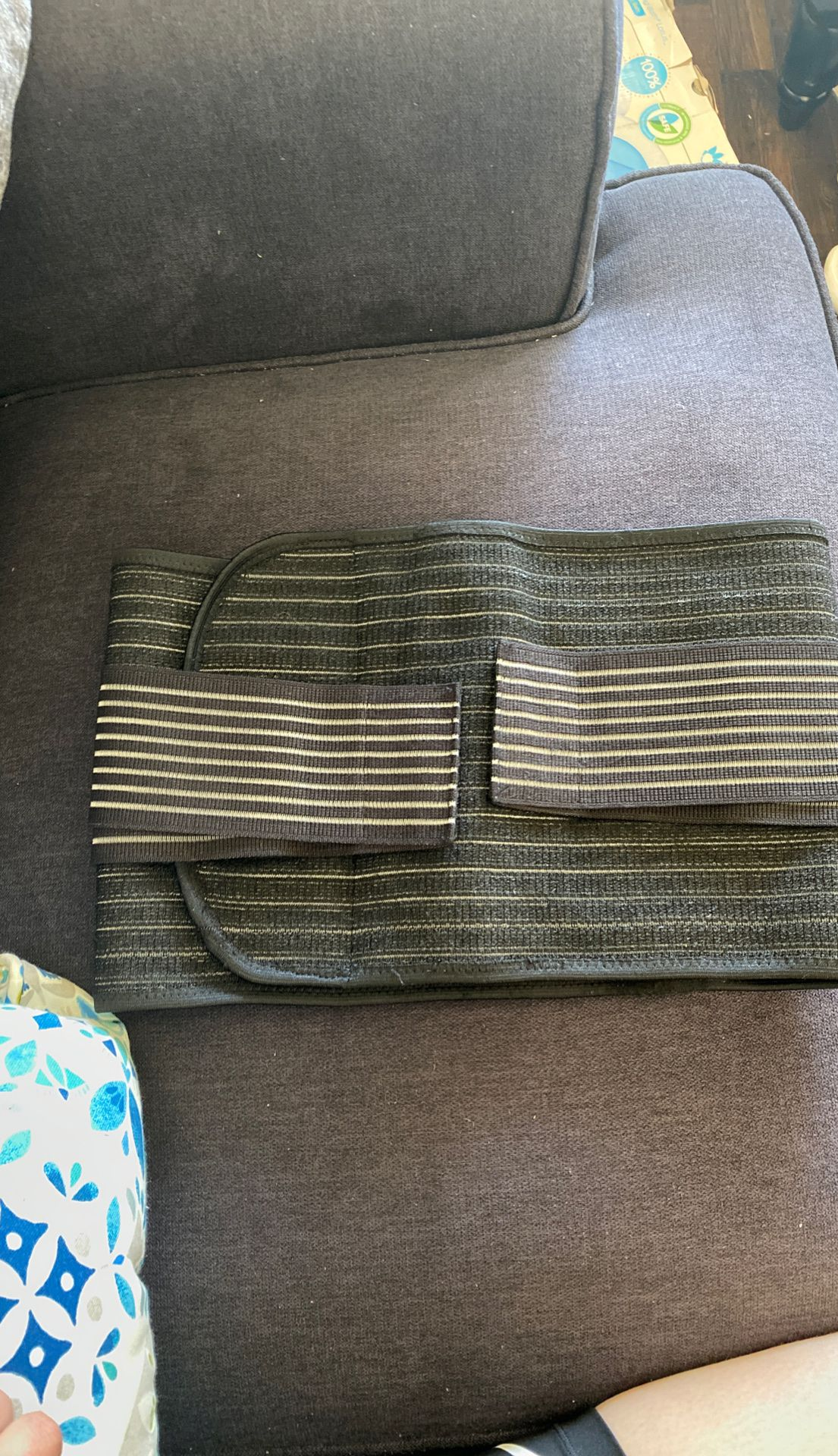 Post partum pregnancy belt Waste trainer
