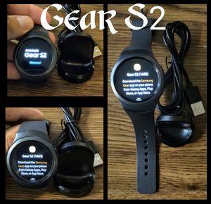 Samsung Gear S2 Smart Watch (Black) for Sale in Arlington, VA