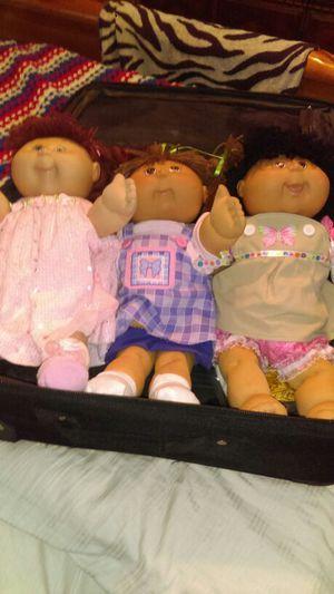 Cabbage Patch dolls for sale  Wichita, KS