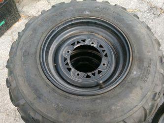 Goodyear ATV tires Thumbnail