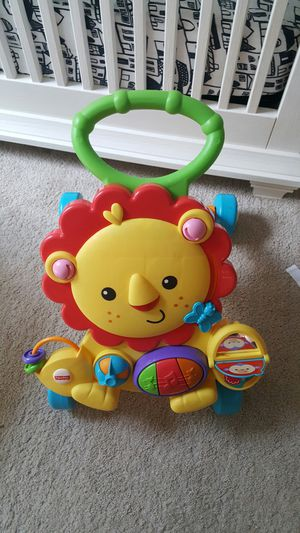 Fisher Price Lion Walker and Play station for Sale in Silver Spring, MD