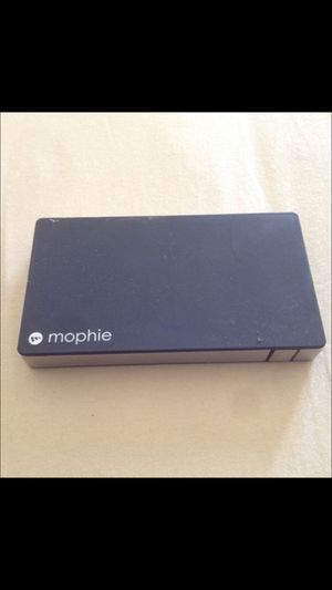 Mophie backup battery for Sale in Baltimore, MD