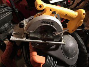 18v dewalt trim saw for Sale in Pasadena, MD