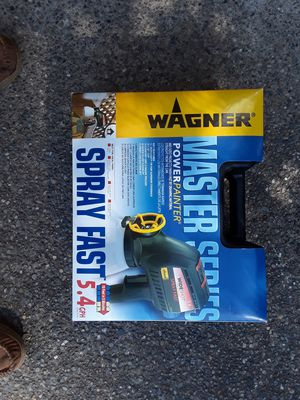 Wagner sprayer for Sale in Puyallup, WA
