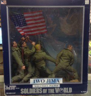 IWO jima World War II action figure for Sale in Orlando, FL